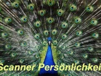 scanner persönlichkeit