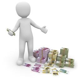 geld und reichtums-rest