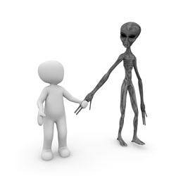 seelengedanken und alien