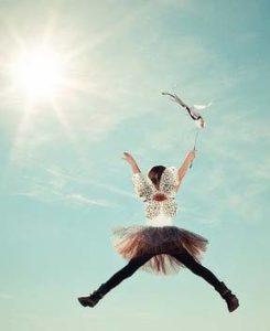 glücklich wünschen magisch